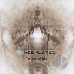 Nebuleyes - Universal Being CD Cover Art