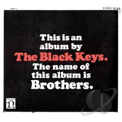 Black Keys - Brothers LP Cover Art