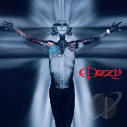 Osbourne, Ozzy - Down to Earth CD Cover Art