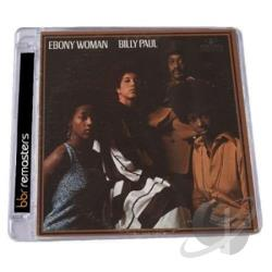 Paul, Billy - Ebony Woman CD Cover Art