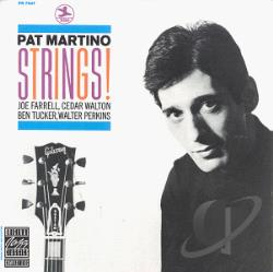 Martino, Pat - Strings! CD Cover Art