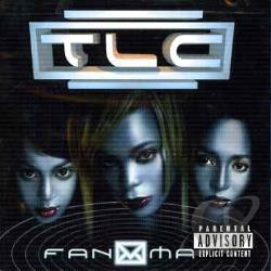 TLC - FanMail CD Cover Art