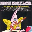 Purple People Eater: Silly Songs That Tickle Your Funny Bone! CD Cover Art