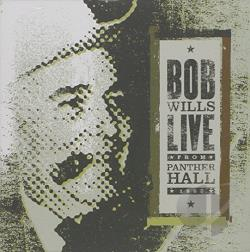 Wills, Bob - Live from Panther Hall: 1963 CD Cover Art
