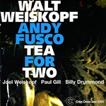 Andy Fusco Qui / Weiskopf, Walt - Tea For Two CD Cover Art