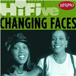 Changing Faces - Rhino Hi-Five: Changing Faces DB Cover Art
