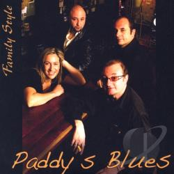 Family Style - Paddy's Blues CD Cover Art