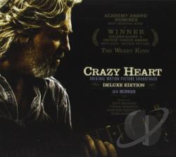 Crazy Heart CD Cover Art