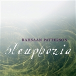 Patterson, Rahsaan - Bleuphoria CD Cover Art