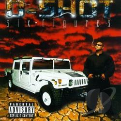 D-Shot - Six Figures CD Cover Art