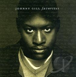 Gill, Johnny - Favorites CD Cover Art