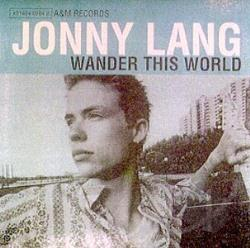 Lang, Jonny - Wander This World CD Cover Art