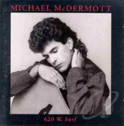 Mcdermott, Michael - 620 W. Surf CD Cover Art