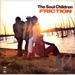 Soul Children - Friction CD Cover Art