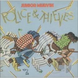 Murvin, Junior - Police & Thieves CD Cover Art