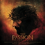 Debney, John - Passion of the Christ CD Cover Art