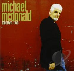 Mcdonald, Michael - Motown Two CD Cover Art