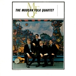 Modern Folk Quartet - Modern Folk Quartet CD Cover Art