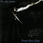 Greene, Susaye - Brave New Shoes CD Cover Art