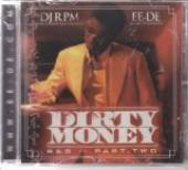 Dj Rpm / Ee-De - Dirty Money R&B Part 2 CD Cover Art