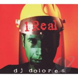 Dj Dolores - 1 Real CD Cover Art