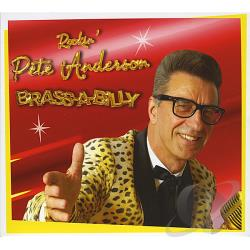 Anderson, Pete - Brass-A-Billy CD Cover Art