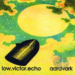 Low Victor Echo - Aardvark CD Cover Art