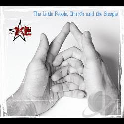 Ike - Little People, Church and the Steeple CD Cover Art