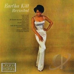 Kitt, Eartha - Revisited CD Cover Art