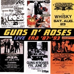 Guns N' Roses - Live: Era '87-'93 CD Cover Art