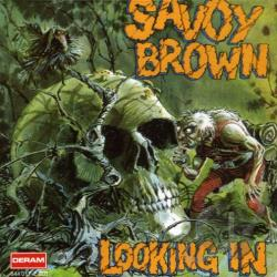 Savoy Brown - Looking In CD Cover Art