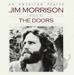 Doors / Morrison, Jim - An American Prayer CD Cover Art