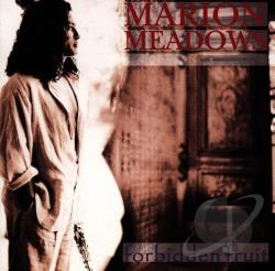 Meadows, Marion - Forbidden Fruit CD Cover Art