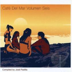 Cafe del Mar, Vol. 6 CD Cover Art