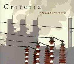Criteria - Prevent The World DS Cover Art