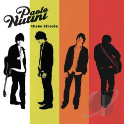 Nutini, Paolo - These Streets CD Cover Art