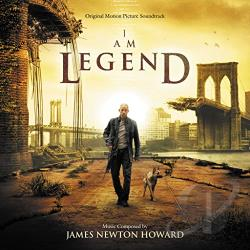 Howard, James Newton - I Am Legend CD Cover Art