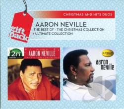 Neville, Aaron - Christmas & Hits Duos CD Cover Art