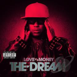 The-Dream - Love vs Money CD Cover Art