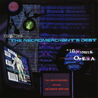 Gallery - Necromerchant's Debt CD Cover Art