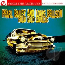 Bailey, Pearl / Bellson, Louie - Solid Gold Cadillac: From the Archives CD Cover Art