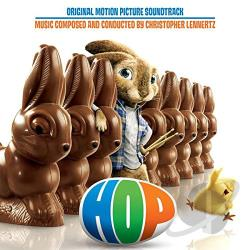 Lennertz, Christopher - Hop CD Cover Art