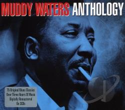 Waters, Muddy - Anthology CD Cover Art