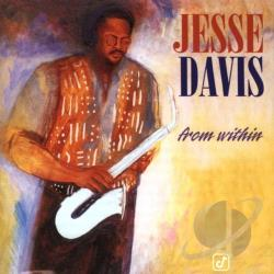 Davis, Jesse - From Within CD Cover Art