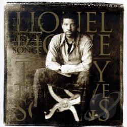 Richie, Lionel - Truly: The Love Songs CD Cover Art