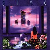 Styx - Brave New World CD Cover Art