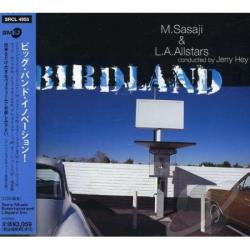 Sasaji, Masanori - Birdland, Vol. 1 CD Cover Art