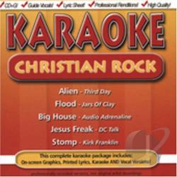 Christian Rock CD Cover Art