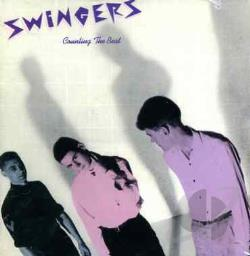 Swingers - Counting The Beat CD Cover Art
