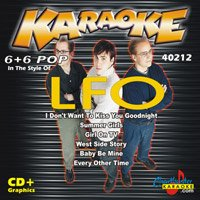 Lfo - Karaoke: Lfo CD Cover Art